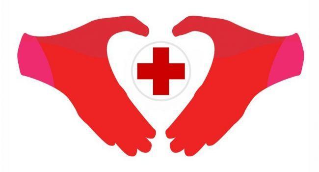 Символ общества красного креста