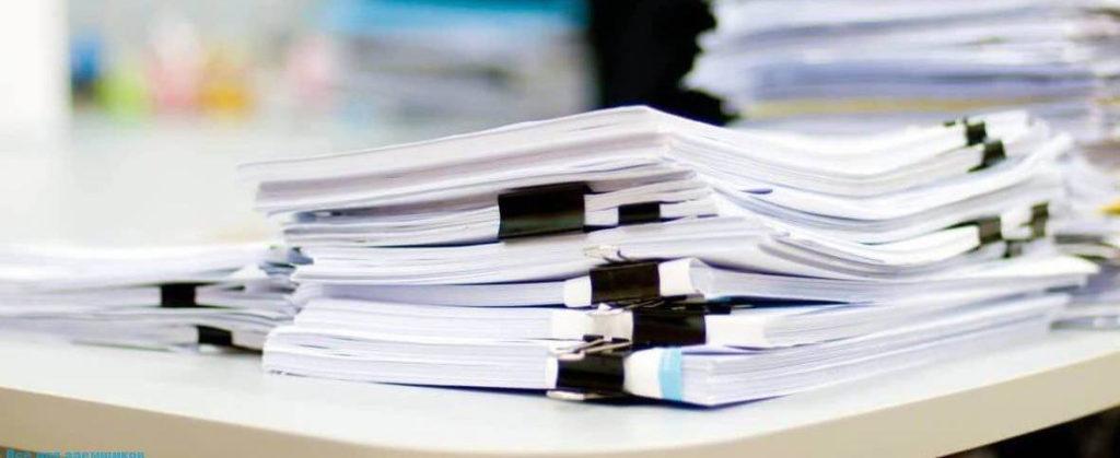 Подготовка полного пакета документов для консульства.