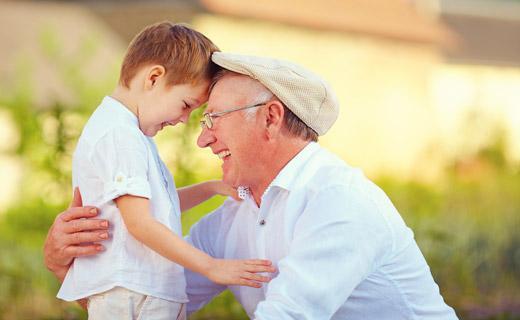 Для внуков и внучек евреев и их семей