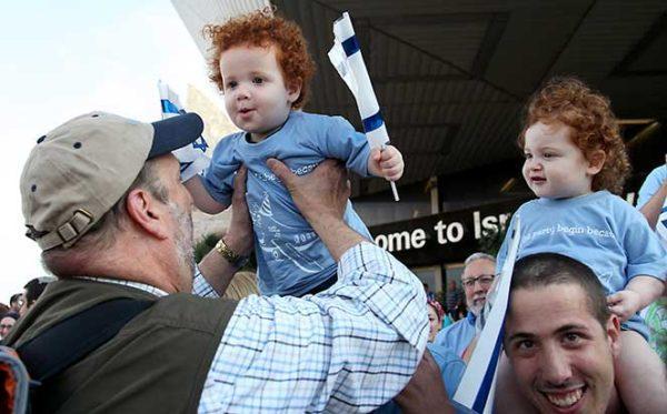 Израильское гражданство без обращения в посольство
