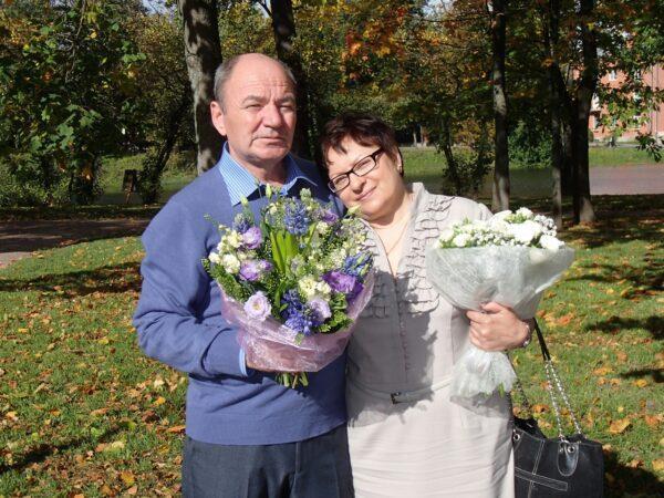 Вячеслав и Римма